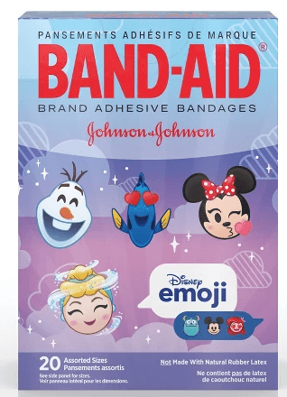 Band Aids for Kids